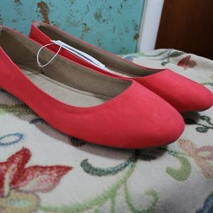Old Navy Pink Flats